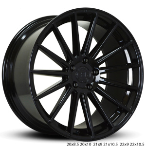RoadForce Wheels  RF15 Gloss black