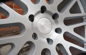 RoadForce wheel RF24  brush Silver