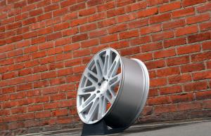 RoadForce wheel RF24 silver brush