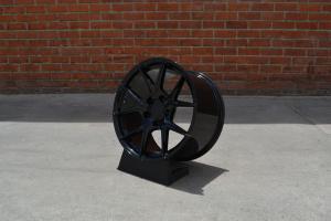 Roadforce  RF009  black Porsche wheel