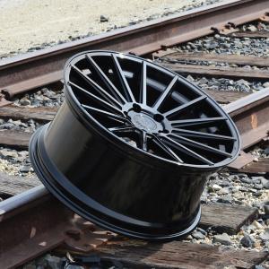 RoadForce RF15 22x9 22x10.5 Glass Black finish