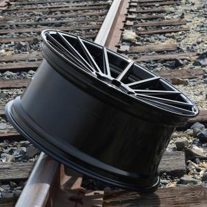 RoadForce RF15 wheels 22x9 22x10.5 Glass Black finish