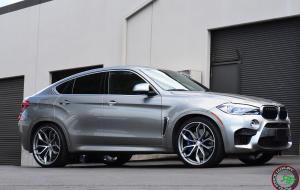 Roadforce Luxury Alloy Wheels Concave Design For Bmw